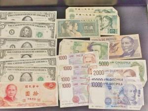 外国紙幣 おまとめ