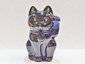 バカラ ミッドナイト 招き猫