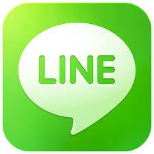 LINE マーク