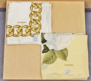 CHANEL シャネル スカーフ