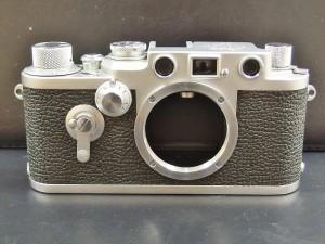 ライカ Leica ⅢF セルフ付