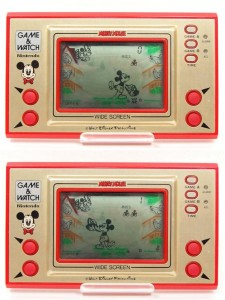 任天堂 【ゲームウォッチ】 ミッキーマウス