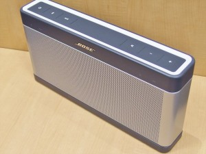 BOSE SoundLink Bluetooth speaker Ⅲ 未使用保管品