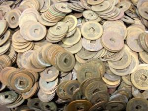 古銭 穴銭 大量 おまとめ10kg