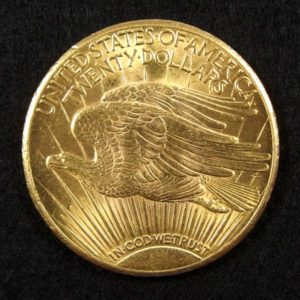 20ドル 金貨 セントゴーデンズ 1926