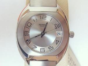 エルメス HERMES エスパス ES2.210 レディース腕時計