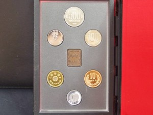 貨幣セット 1987年 昭和62年