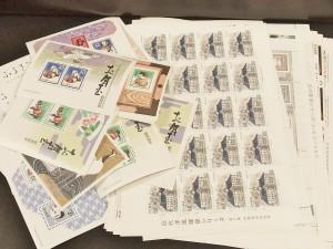 切手シート バラ おまとめ