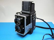 らくうるのブログ-MAMIYA 二眼レフカメラ